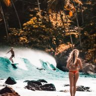 Sri Lankan surfing holiday