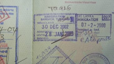 How to get a Sri Lanka visa