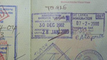 How to get a Sri Lanka visa