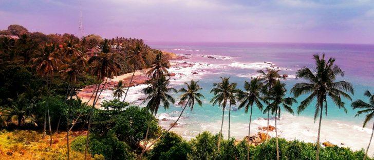 Tangalle Beach, Tangalle, Southern Province, Sri Lanka.