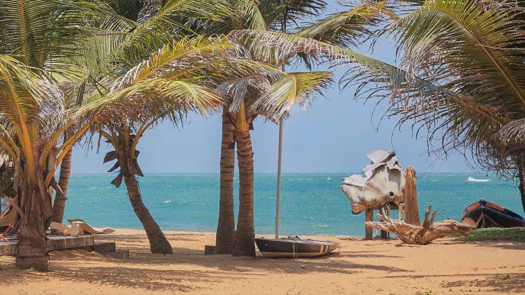 Kalpitiya Beach, North-Western Province, Sri Lanka.
