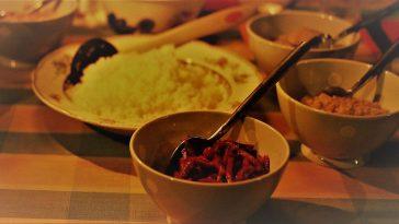 Vegan food in Sri Lanka