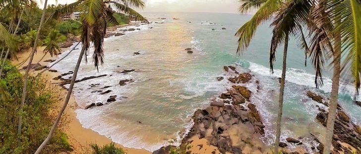 Sri Lanka drone videos