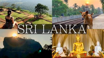 Sri Lanka travel vlog