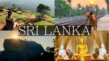 Sri Lanka travel vlog