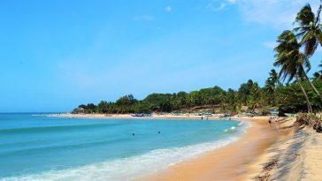 Arugam Bay in Sri Lanka
