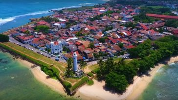 Dan Arthur's Sri Lanka adventure