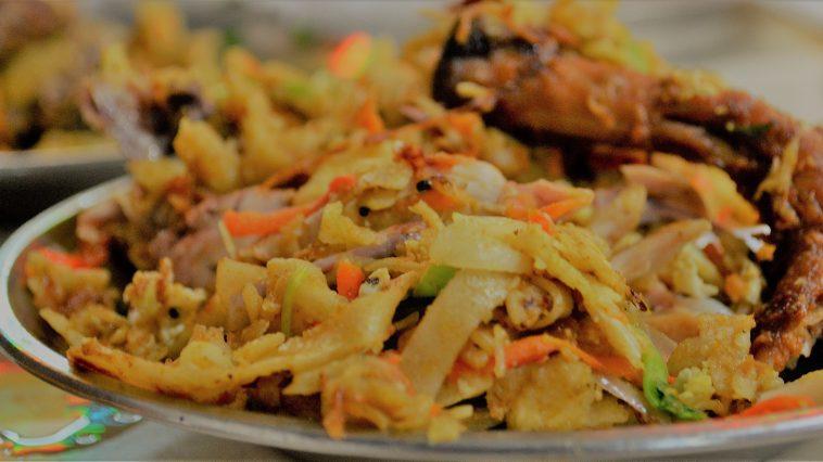 Sri Lankan foods to try