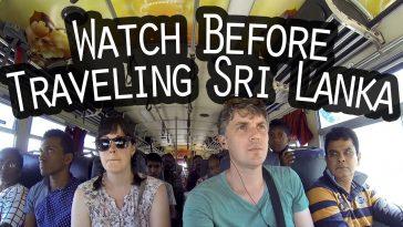 Backpackers' guide to Sri Lanka