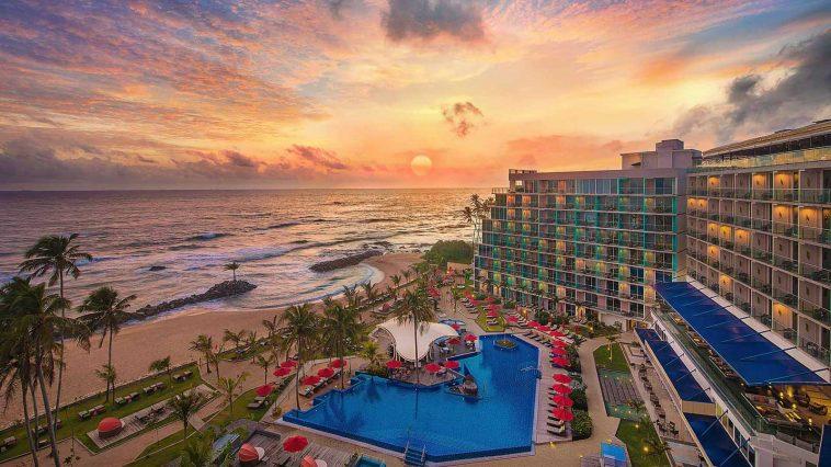 Beach hotels in Sri Lanka