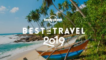 Sri Lanka topped the list of Lonely Planet's 10 countries to visit in 2019.